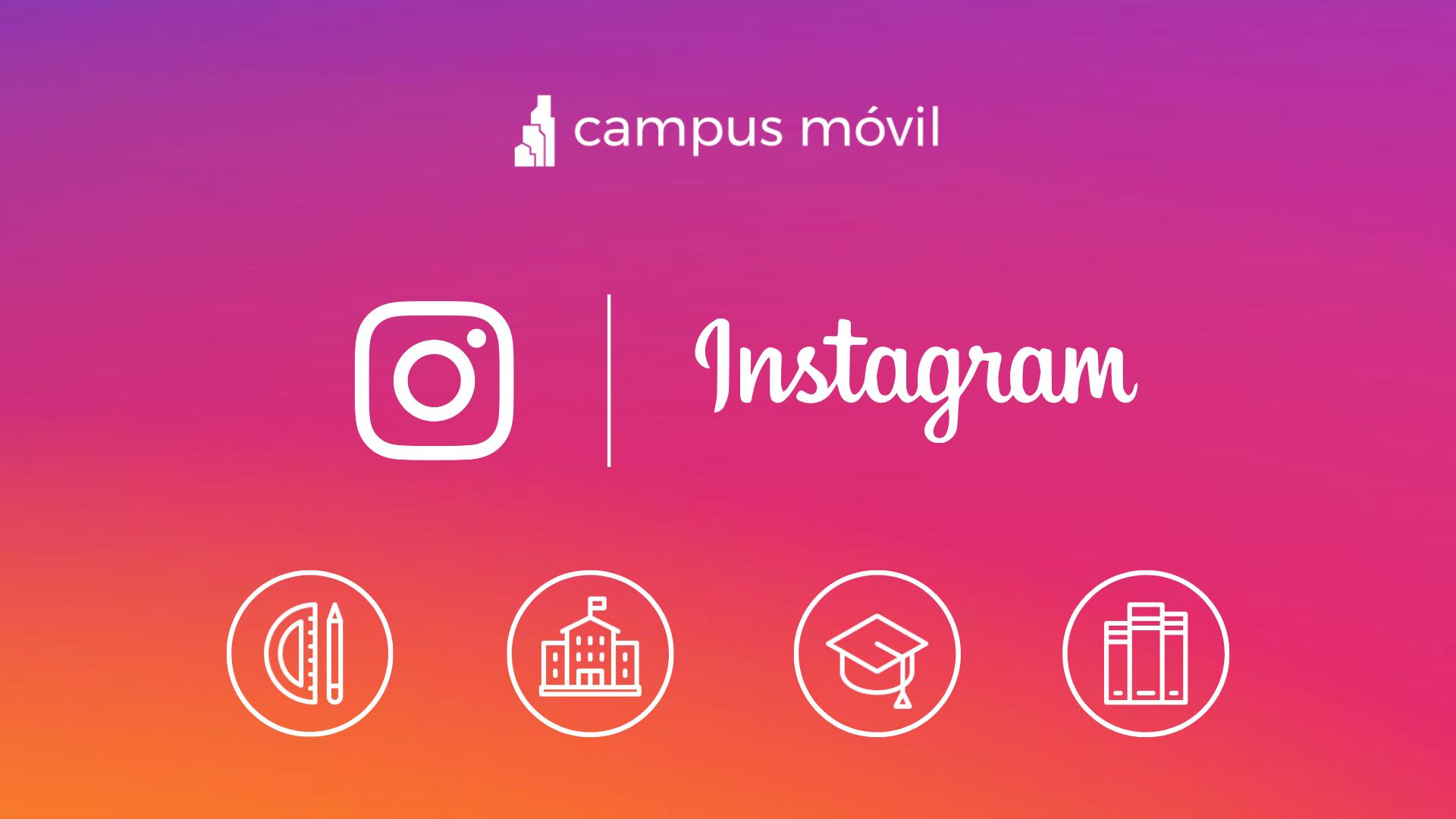 Instagram para escuelas