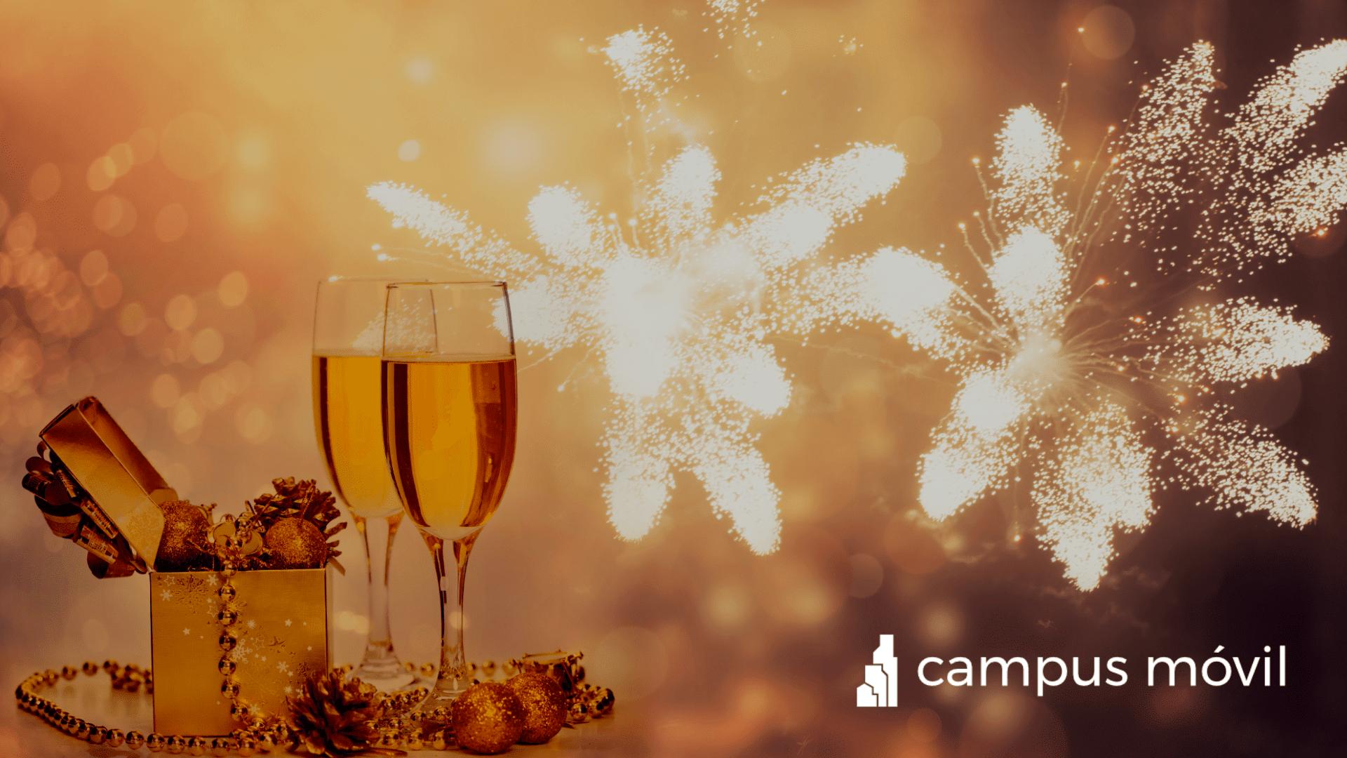 Top 5 de las tradiciones más raras para celebrar el año nuevo