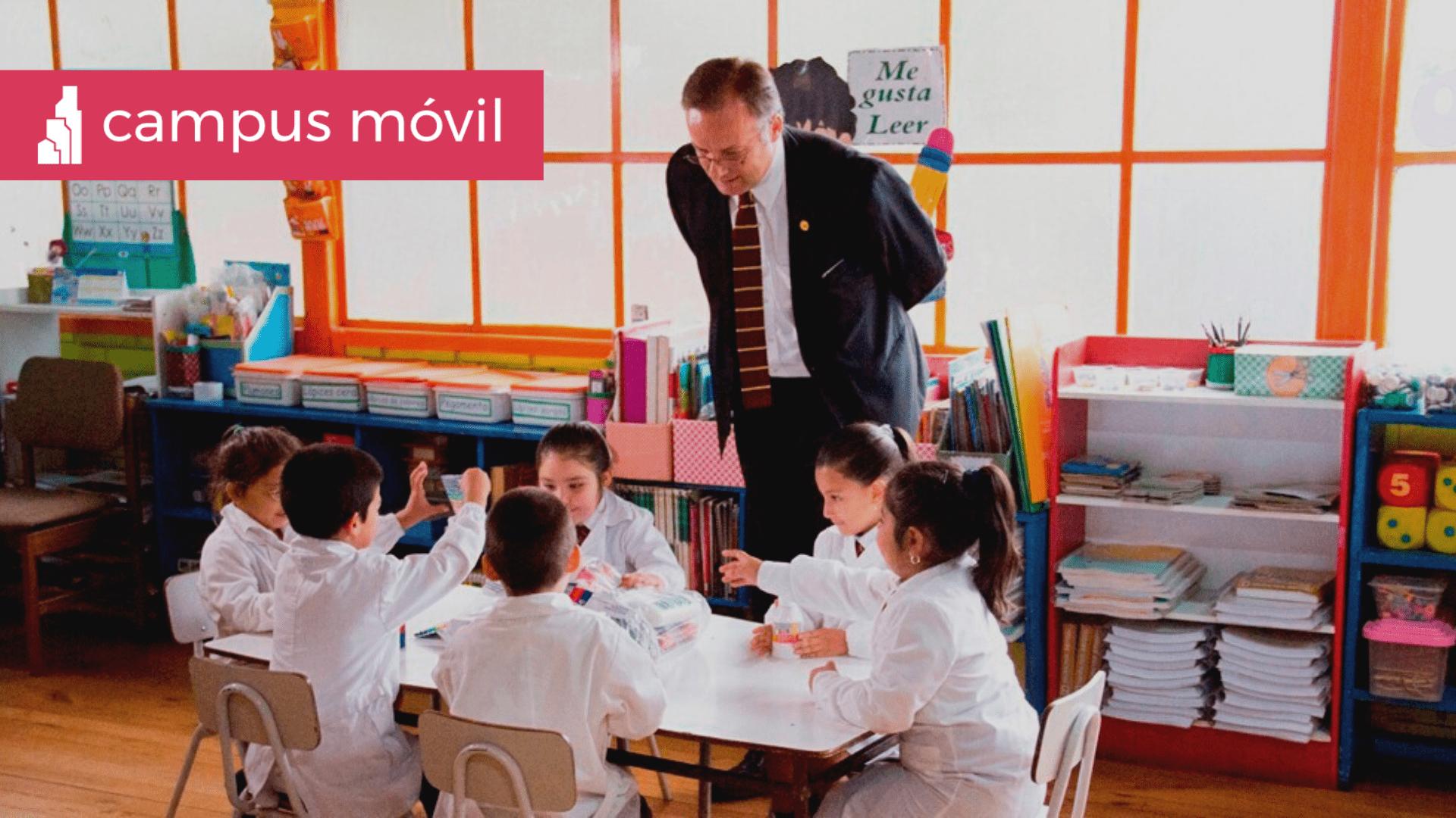 El papel del director en el colegio