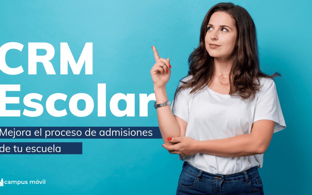 Mejora el proceso de admisiones de tu escuela